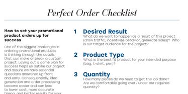 Perfect Order Checklist Teaser-1