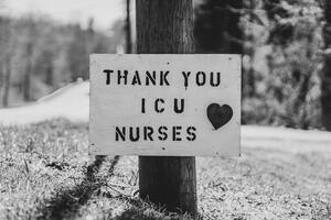 ICU Nurses poster